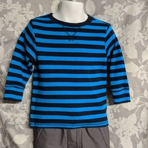 2T striped thermal